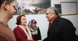 Murat Aydın'ın Kanlıca seçim irtibat bürosu ziyaretinde renkli görüntüler oluştu