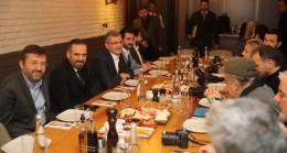 """Murat Aydın: """"5 yılda 15 yıllık hizmet üretme sözü veririm"""""""