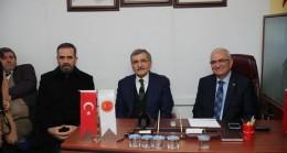 Beykoz Belediye Başkan adayı Aydın vatandaş ve dernekleri ziyaret etti