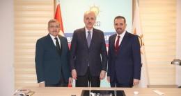 AK Parti Genel Başkanvekili Kurtulmuş:  'Seçim Masa Başında Değil Sahada Kazanılır'