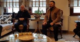 Bilgehan Murat Miniç Tahir Ağabeyini unutmadı