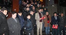 SP Beykoz'dan Mısır'daki Müslüman Kardeşlerin idamlarına tepki