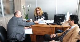 SP Beykoz meclis üyesi listesini teslim etti