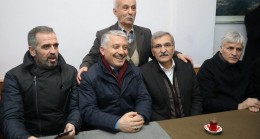 Murat Aydın Beykoz'da dernek ziyaretleri gerçekleştirdi