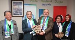 """Beykoz Adayı Murat Aydın """"Bizim için başarı, insanımızın mutluluğudur"""""""