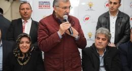 """Belediye Başkan Adayı Murat Aydın """"Beykoz'da zengin, fakir ayrımını ortadan kaldırmak istiyoruz"""""""