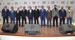 Aydın, Rizeli ve Trabzonlu vatandaşlarla buluştu