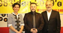 Eyvah Grubu Bilgehan Murat Miniç'i ağırladı