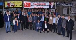 COŞKUN TOSUN, BEYKOZ'UN KÖYLERİNİ FETHETTİ!