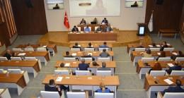 Belediye Meclis gündemine YSK tartışması damga vurdu