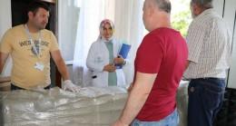 Belediyeden İhtiyaç Sahibi Hastalara Yardım Eli