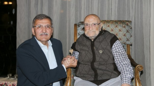 Beykoz'da Yaşlılar Kimsesiz Değil