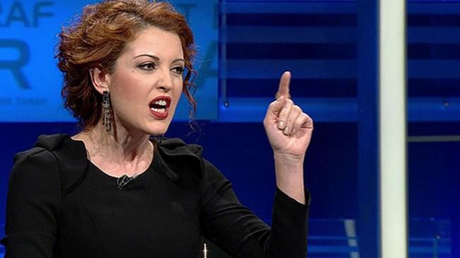 Beykoz'da Nagehan Alçı hakkında suç duyurusu
