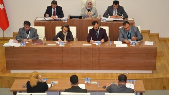 Belediye Meclisi'nin 2019 yılının son olağan görüşmeleri başladı