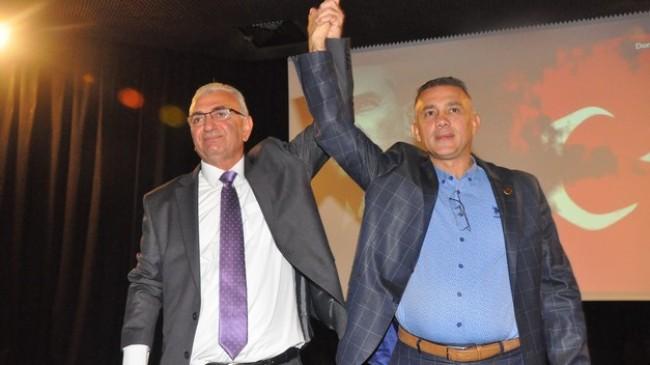 Beykoz Muhtarlar Derneği Kongresi'ni Hüsnü Kolcu kazandı
