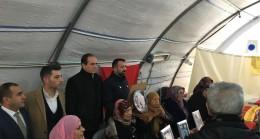 Beykozlu Ordulular Derneği Diyarbakır'da Anneleri Ziyaret Etti