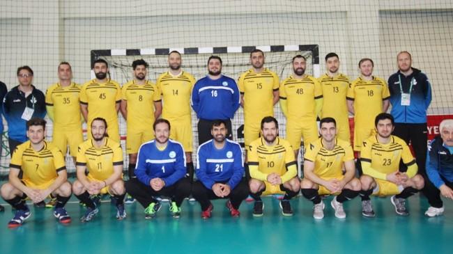 Beykoz Belediyespor Türkiye Kupasında avantaj yakaladı