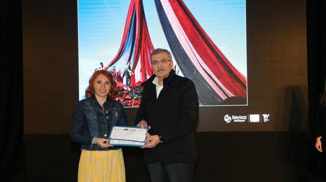 """""""BEYKOZ BELEDİYESİ 1. FOTOĞRAF YARIŞMASI""""NDA ÖDÜLLER SAHİPLERİNE KAVUŞTU"""