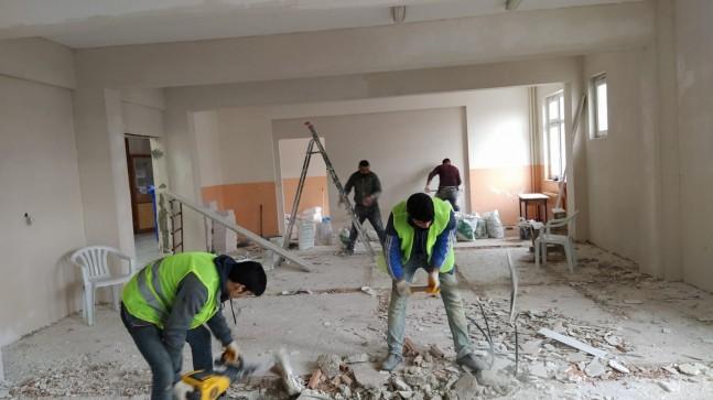 Beykoz'da Eğitim Desteğine Tatil Yok