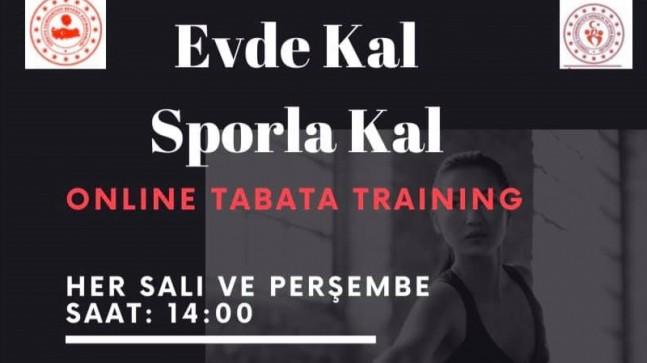 """Beykoz Gençlik ve Spor İlçe Müdürlüğü: """"Evde Kal Sporla Kal"""""""