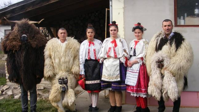Beykoz Heyeti Bushos Festivali'ne Katıldı