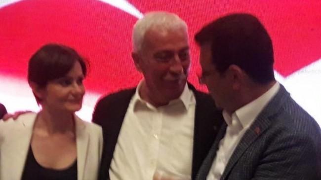 Kaftancıoğlu'na CHP Beykoz'dan Destek