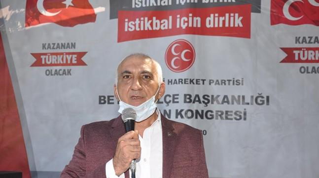 MHP Beykoz Oğuzhan Karaman'la devam dedi
