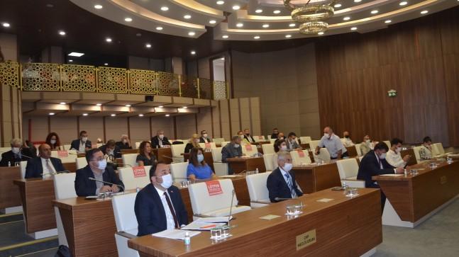 Belediye Meclisi Toplantısı tartışmalarla geçti