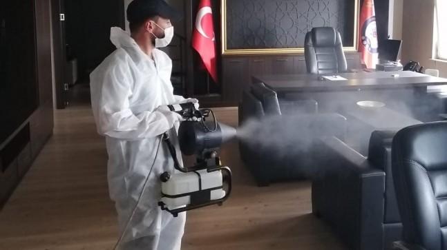 Beykoz'da Koronavirüs Tedbir ve Hizmetleri Artırıldı