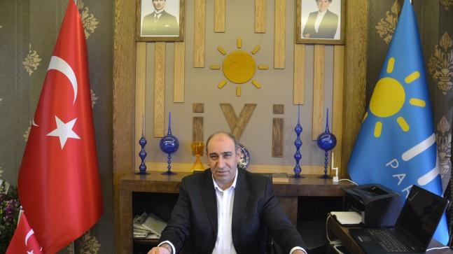 Ümit Özdağ'ın ihraç edilmesi için Beykoz İlçe Başkanı da imza verdi.