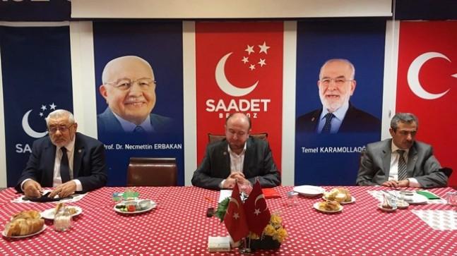 Saadet Partisi Beykoz: Yapılan Büyük israfın Belgesi