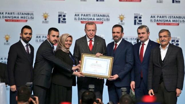 Beykoz Erdoğan'ın yanında!
