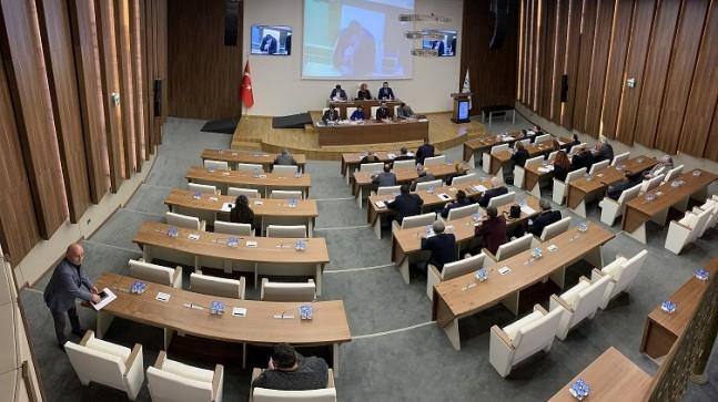 Beykoz Meclisi Şubat Ayı Olağan Toplantısı Gerçekleşti