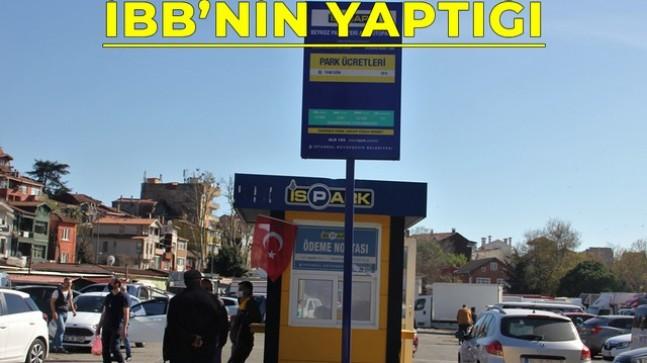 AK Parti Beykoz, İBB'nin Yalıköy Pazaryeri'ni İSPARK Yapmasına Tepki Gösterdi
