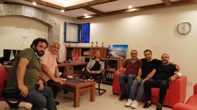 """Erdal Öztürk: """"BEYMEZ aslında Beykoz'un hafızasıdır"""""""
