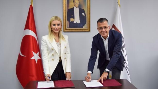 Beykoz Üniversitesi ile Aras Holding iş birliği imzaladı
