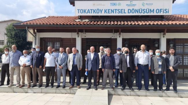 SP Beykoz, Kentsel Dönüşümle ilgili Çözüm Önerilerini Açıkladı