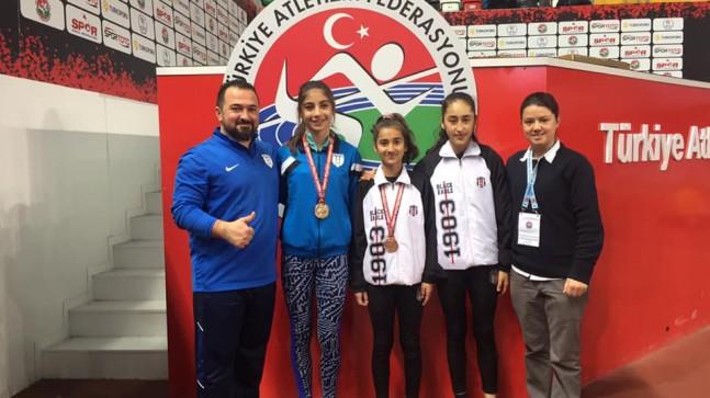Beykozlu sporcularımız performanslarıyla Beykoz'u gururlandırdı