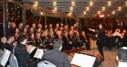 Karadeniz Ezgileri Konseri gerçekleşti