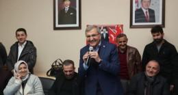 AK Parti Başkan Adayı Aydın Cumhur İttifakı, birlik ve beraberliğe hizmet için kuruldu