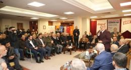 """Murat Aydın """"Beykoz'da Aile Kadın Destekleme ve Engelliler Merkezi kuracağız"""""""