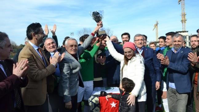 Kavacıkspor Şampiyonluk Kupasına Kavuştu