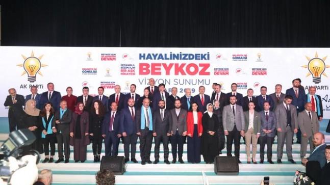 """AK Parti Beykoz Belediye Başkan Adayı Murat Aydın """"Beykozlu kardeşlerimizin hayalleri artık bize emanettir"""""""