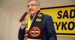 Murat Aydın'dan Beykozspor'a tesis müjdesi