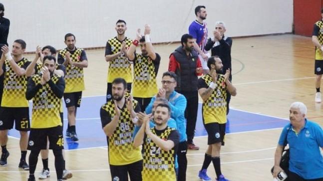Beykoz Belediyespor Galibiyet Serisini Sürdürüyor