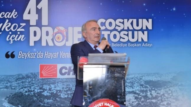 İŞTE HERKESİN KONUŞTUĞU 'COŞKUN TOSUN'UN 41 PROJESİ'