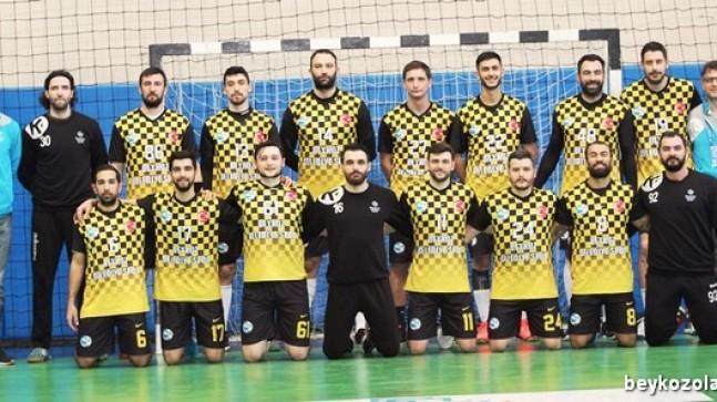 Beykoz Belediyespor Türkiye Kupası Çeyrek Final müsabakası öncesinde moral depoladı