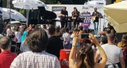 Acarkent'te müzik dolu festival gerçekleşti