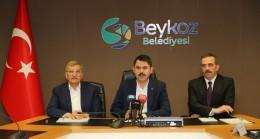 Bakan Kurum'dan Tokatköy ve Çavuşbaşı Müjdesi