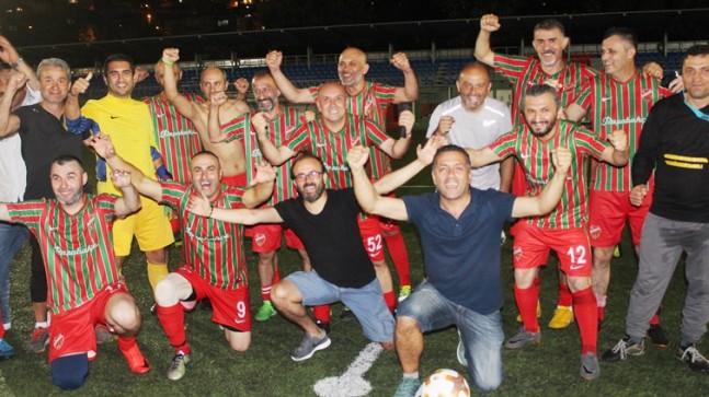 15 Temmuz Kupasında Yarı Finalistler Belli Oldu